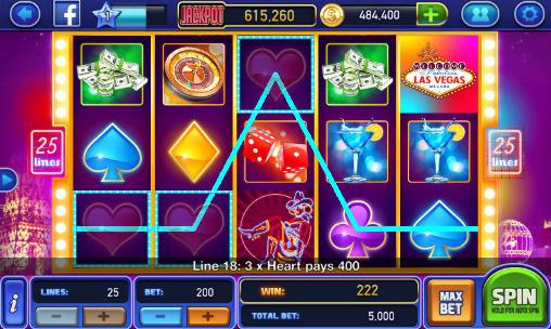 World tour casino: Slots скриншот 2