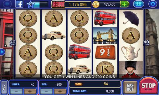 World tour casino: Slots скриншот 5