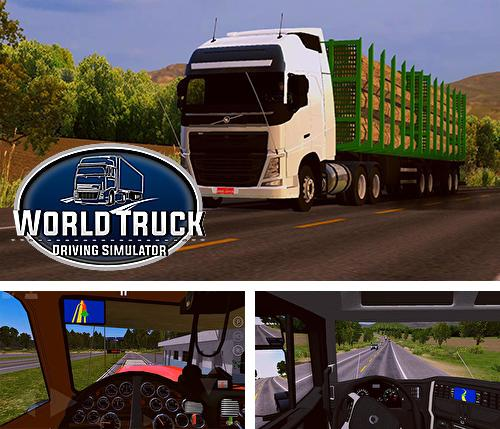 In addition to the game World truck driving simulator for Android, you can download other free Android games for Fly Quad EVO Energie 4.