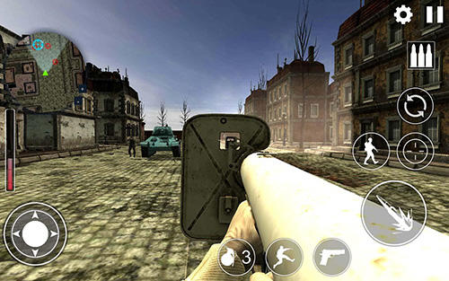 Download World war 2: WW2 secret agent FPS Android free game.