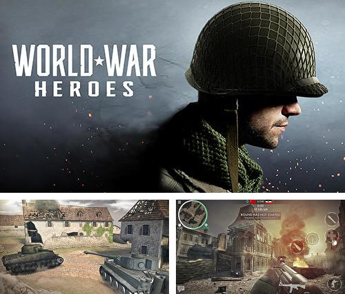 In addition to the game Noblemen: 1896 for Android phones and tablets, you can also download World war heroes for free.