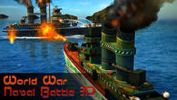 World war: Naval battle 3D APK