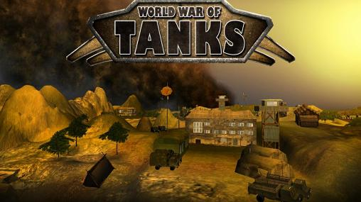 World war of tanks 3D