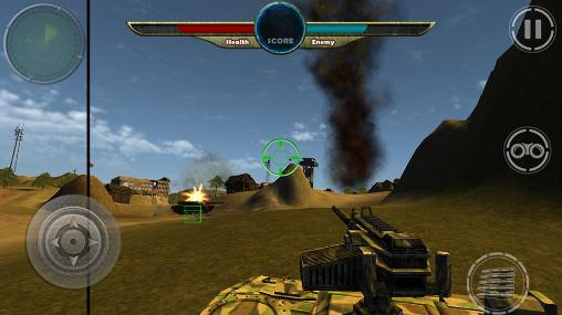 Screenshots von World war 2: Battleground survival winter shooter 2 für Android-Tablet, Smartphone.
