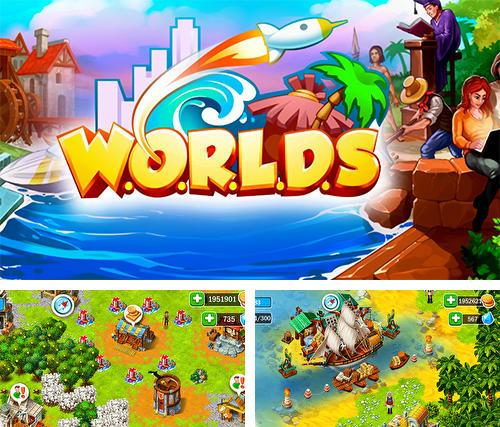 Worlds builder: Farm and craft