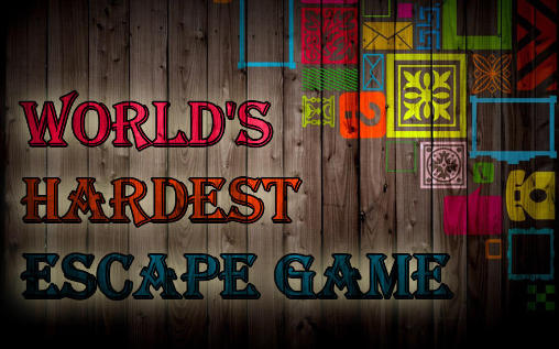 World's hardest escape game poster