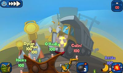 Worms 2 Armageddon screenshot 1