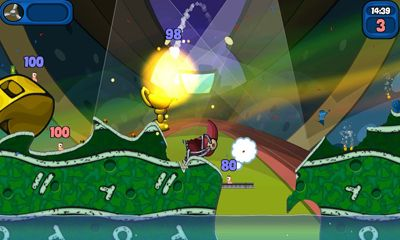 Worms 2 Armageddon screenshot 2