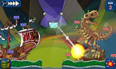 Worms 2 Armageddon screenshot 3