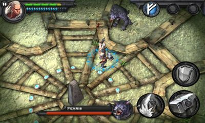 Download Wraithborne Android free game.