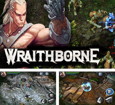 In addition to the game Glory warrior: Lord of darkness for Android phones and tablets, you can also download Wraithborne for free.