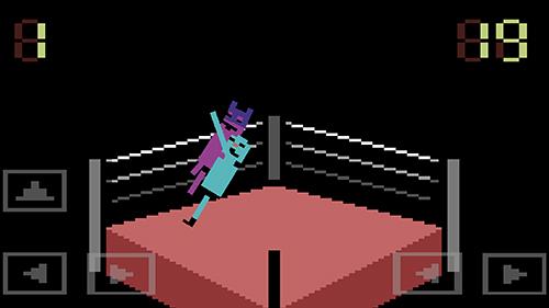 Wras sling: Wacky wrestling screenshot 1