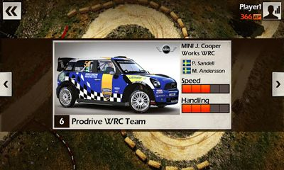 Download WRC Shakedown Edition Android free game.
