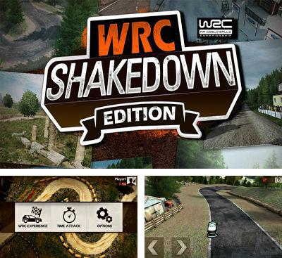 In addition to the game Rally The World. The Game for Android phones and tablets, you can also download WRC Shakedown Edition for free.