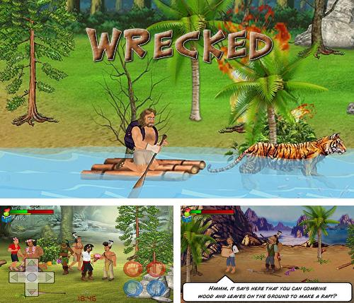 Wrecked: Island survival sim