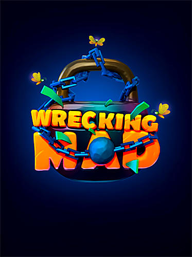 Wrecking mad poster