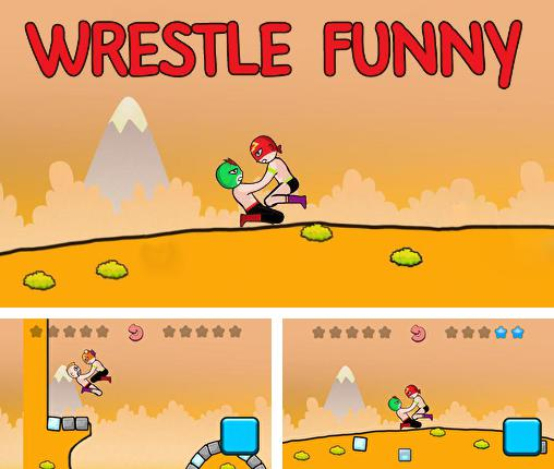 In addition to the game Wrestle funny for Android, you can download other free Android games for UMI eMAX.