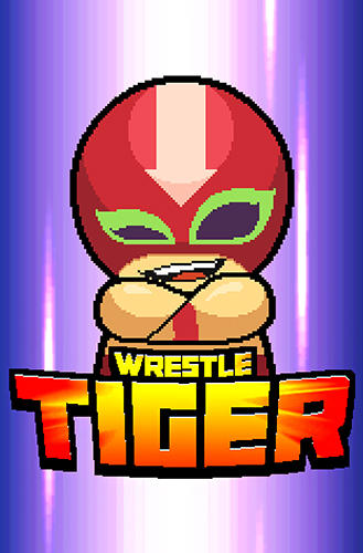 Wrestle tiger