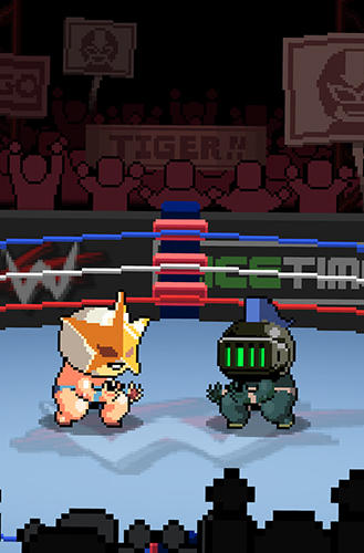 Screenshots do Wrestle tiger - Perigoso para tablet e celular Android.