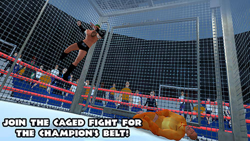 Wrestling fighting revolution screenshot 1