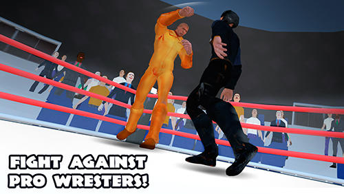Wrestling fighting revolution screenshot 2