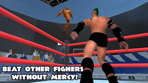 Wrestling fighting revolution screenshot 3