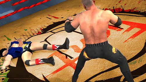 Wrestling nitro mania: Rumble jungle revolution für Android spielen. Spiel Wrestling Nitro Mania: Rumble Jungle Revolution kostenloser Download.