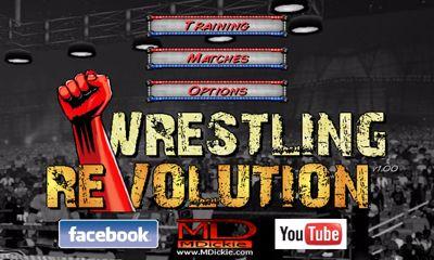 Wrestling Revolution for Android - Download APK free