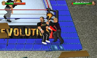 Wrestling Revolution for Android - Download APK free