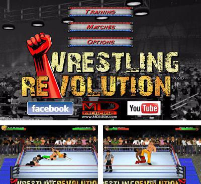 In addition to the game TNA Wrestling iMPACT for Android phones and tablets, you can also download Wrestling Revolution for free.