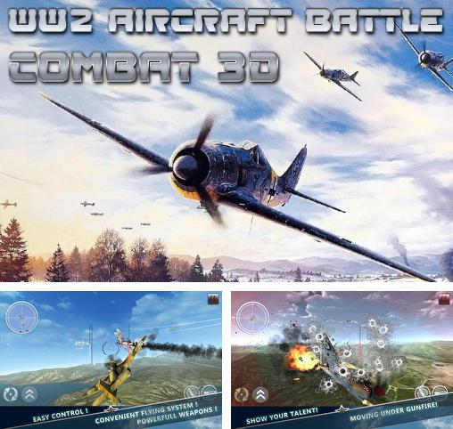 WW2 Aircraft battle: Combat 3D