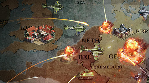 WW2: Strategy commander for Android - Download APK free
