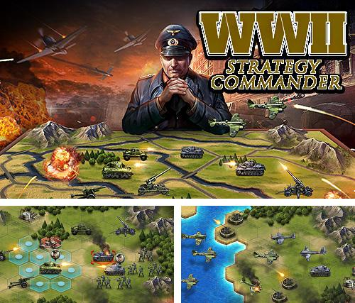 In addition to the game WW2: Strategy commander for Android, you can download other free Android games for Samsung Galaxy S4 Zoom 4G.