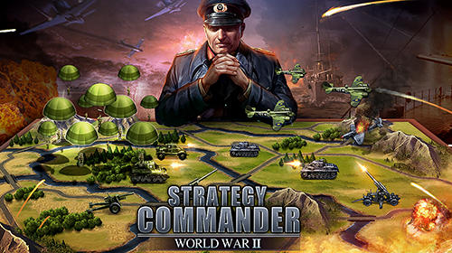 WW2: Strategy commander. Conquer frontline