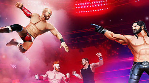 Screenshots do WWE mayhem - Perigoso para tablet e celular Android.
