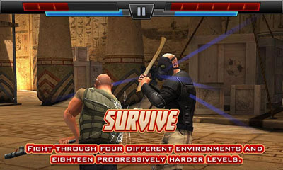 Kung fu attack screenshot 2