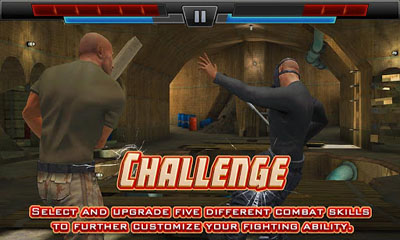 Kung fu attack screenshot 3