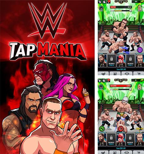 In addition to the game WWE Super сard for Android phones and tablets, you can also download WWE tap mania for free.