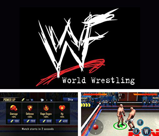 In addition to the game WWE Super сard for Android phones and tablets, you can also download WWE wrestling 3D for free.
