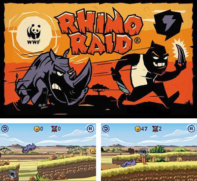 In addition to the game Captain Oil for Android phones and tablets, you can also download WWF Rhino Raid for free.
