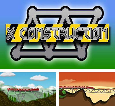 In addition to the game Bridge Architect for Android phones and tablets, you can also download X Construction for free.