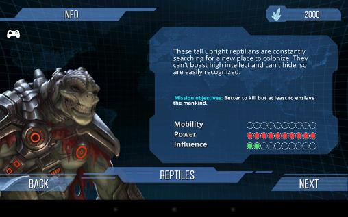 X-core: Galactic plague screenshot 3