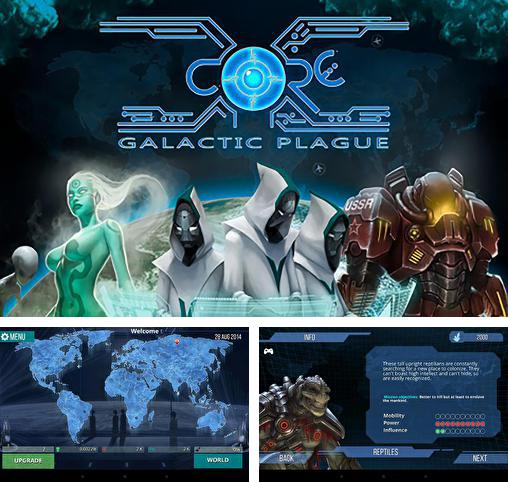 In addition to the game Mars tomorrow for Android phones and tablets, you can also download X-core: Galactic plague for free.