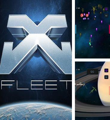 In addition to the game Weapon Chicken for Android phones and tablets, you can also download X Fleet for free.