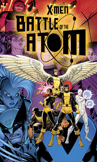X-Men: Battle of the Atom poster