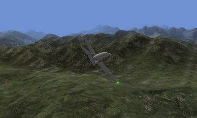 X-Plane 9 3D screenshot 2