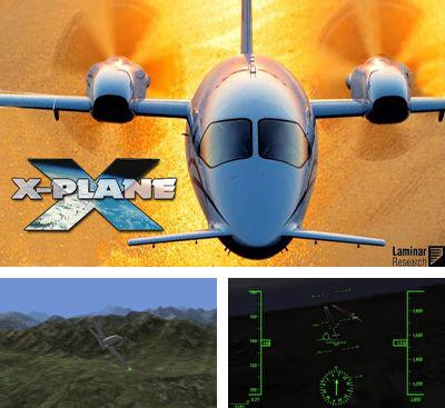 In addition to the game Xtreme Soaring 3D for Android phones and tablets, you can also download X-Plane 9 3D for free.