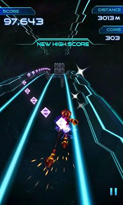 Screenshots von X-Runner für Android-Tablet, Smartphone.