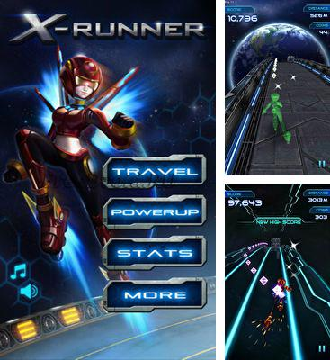 In addition to the game Kill Zombies for Android phones and tablets, you can also download X-Runner for free.
