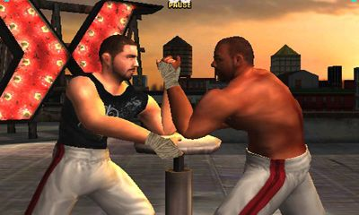 XARM Extreme Arm Wrestling screenshot 1